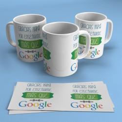 Taza Papá Google