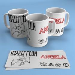 Taza Led Zeppelin...